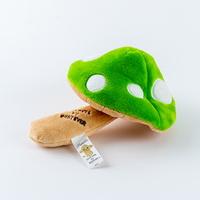강아지 버섯 인형 장난감 그린