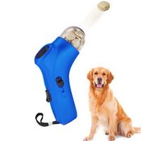 강아지 고양이 사료 발사 총 장난감