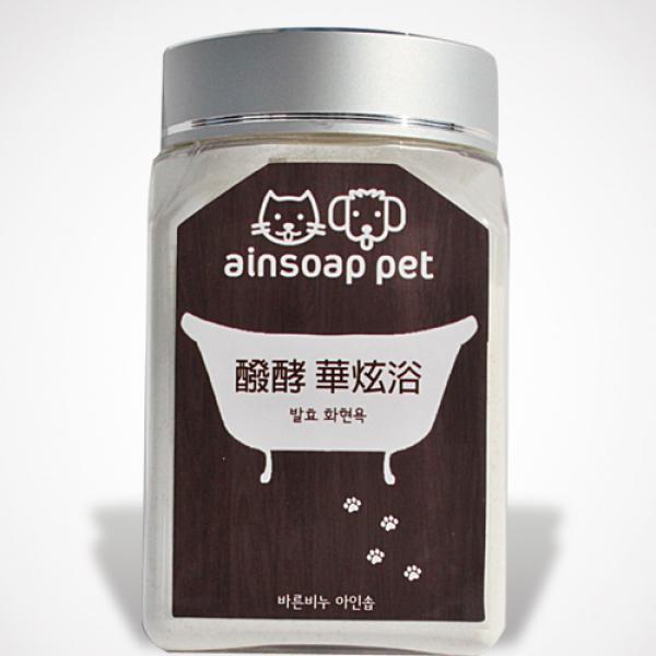 아인솝 강아지입욕제 아로마바스타임60g페퍼민트