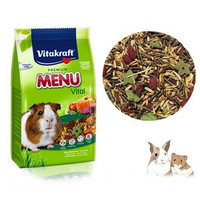 비타크래프트 기니피그 사료 1kg / 소동물 먹이