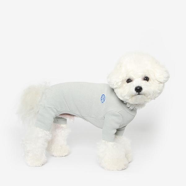 강아지 베베 올인원 (블루그레이)