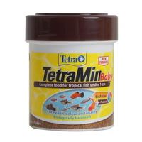 테트라민 베이비사료 (구피 치어 먹이)