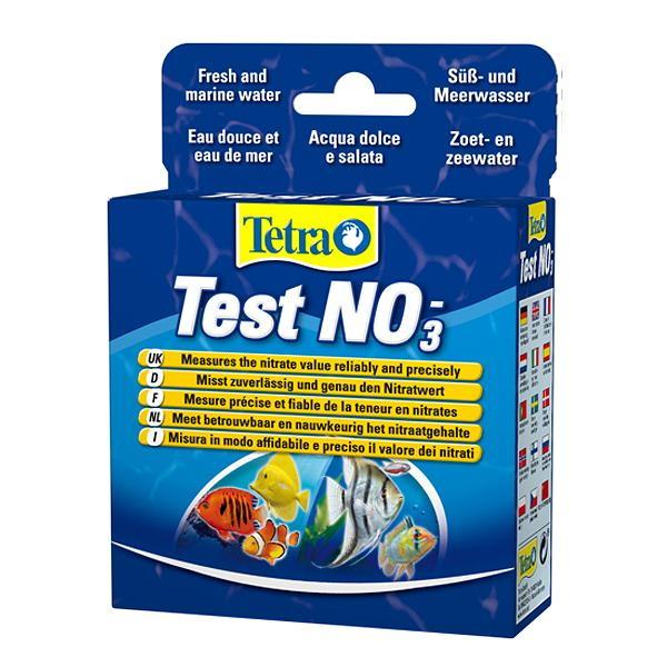 테트라 NO3 테스트 (질산염)