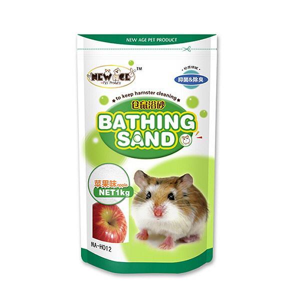 NEW AGE 햄스터 목욕모래 사과향 1kg (NA-H012)