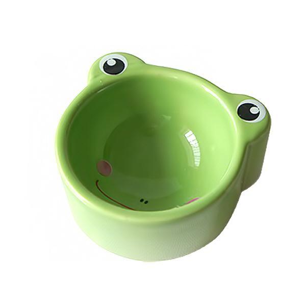 NEW AGE 햄스터 식기 개구리모양(NA-H076) - 뉴에이지