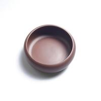 도자기 수반 15cm (커피색) (금붕어 수경 식물 미니어항)