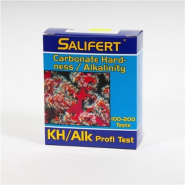 SALIFERT 샐리퍼트 경도(KH) 테스트