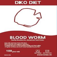 디코 냉동 장구벌레 냉짱 2팩  / 냉동포장비 무료