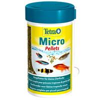 테트라 마이크로 펠렛 (열대어사료) 100ml