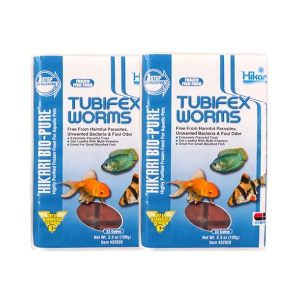 히카리 냉동실지렁이 2팩 / 냉동포장비 무료