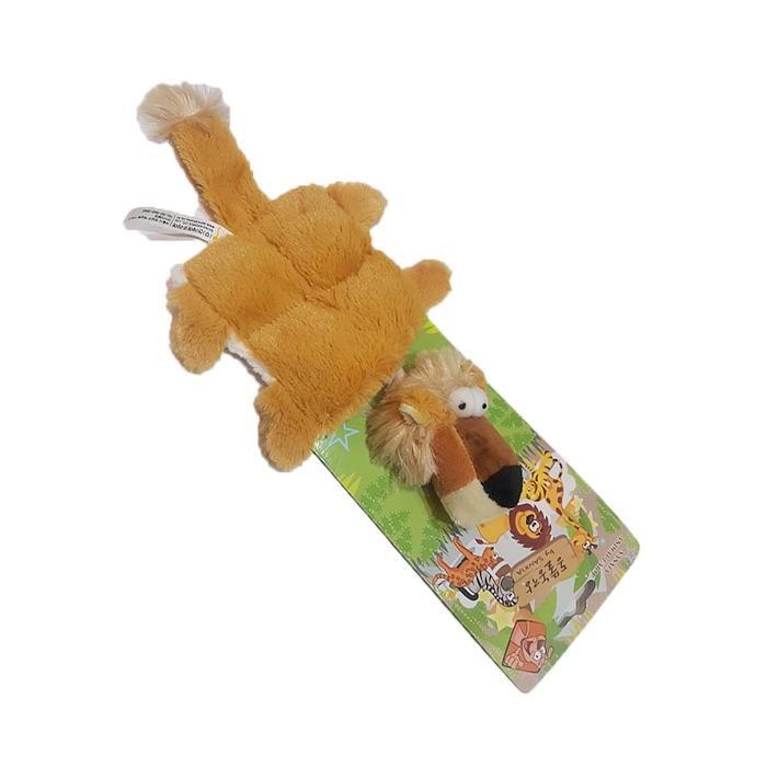 (특가)애견장난감 동물농장 넙죽이 사자