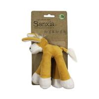 반려동물 장난감 옐로우당나귀 인형