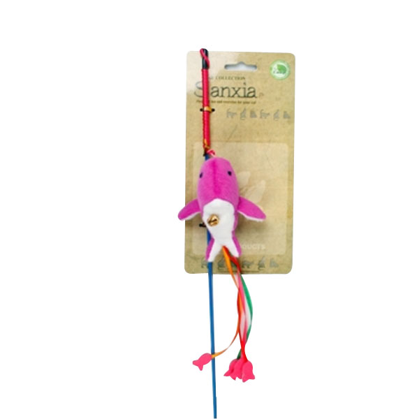 (특가)산시아 칼라돌핀 낚시대 핑크