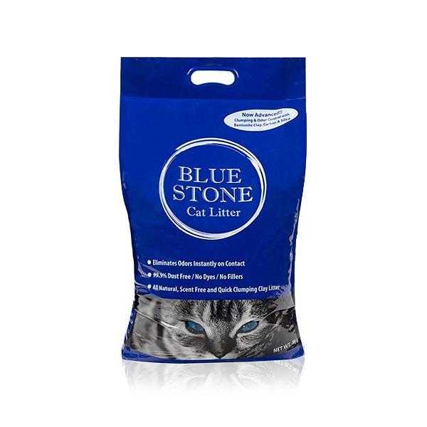 블루스톤 고양이 화장실 모래 8kg