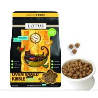 로투스 고양이 사료 오븐베이크 그레인프리 로우팻 닭고기 4.9kg