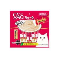 이나바 고양이 챠오츄르 참치 해산물 믹스맛 14gx20개입
