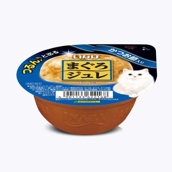 이나바 챠오츄르 마구로쥬레 가다랑어 65g