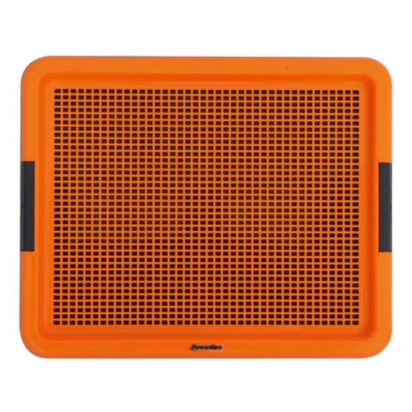 브리더 애견 배변판 오렌지 (54x44cm)
