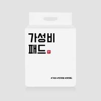 가성비 애견 배변패드 100매