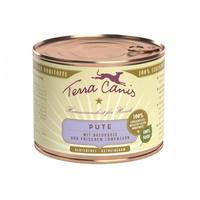 (유통기한21.09.25)테라카니스 강아지 습식 사료 클래식 칠면조와 현미 200g