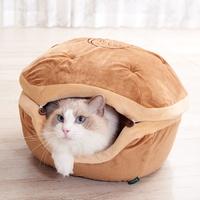 네코세카이 고양이 터틀 숨숨집