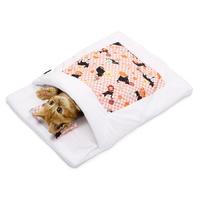 네코세카이 고양이 침대 배딩 하우스 핑크