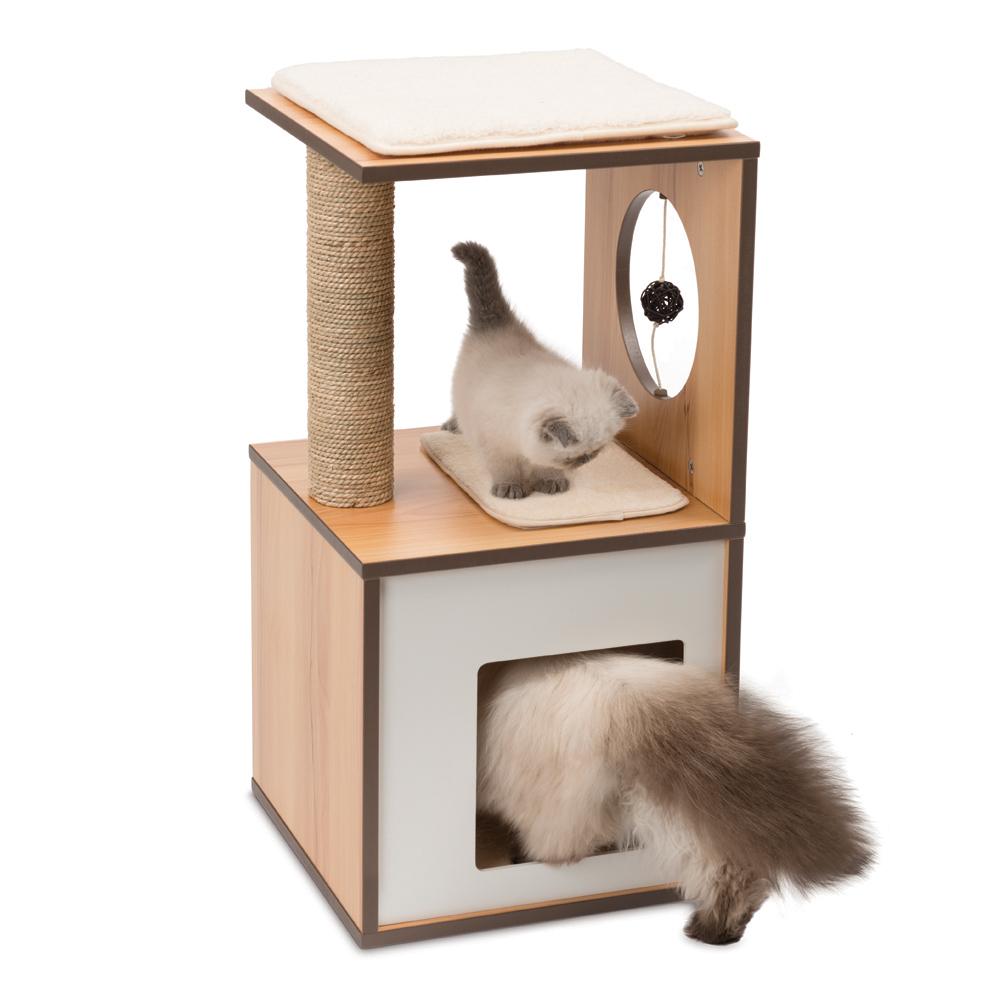 고양이캣타워 베스퍼 V-BOX SMALL