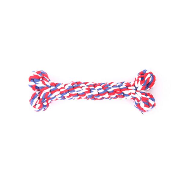 강아지장난감 헙스 오가닉 로프 토이 뼈다귀