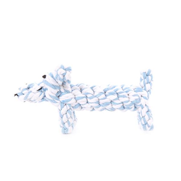 강아지장난감 헙스 오가닉 로프 토이 강아지