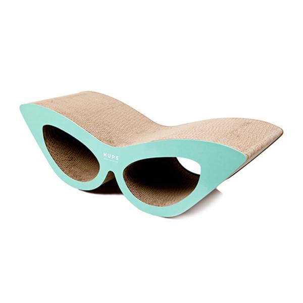 헙스 고양이스크래쳐 선글라스