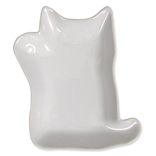 (특가)러블리 캣 세라믹 고양이식기 6064