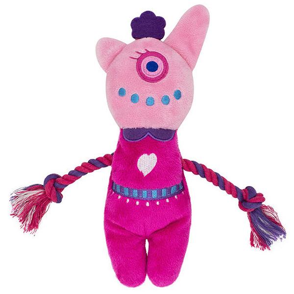 러블리돌 강아지장난감 플레닛 외계인 (색상랜덤)