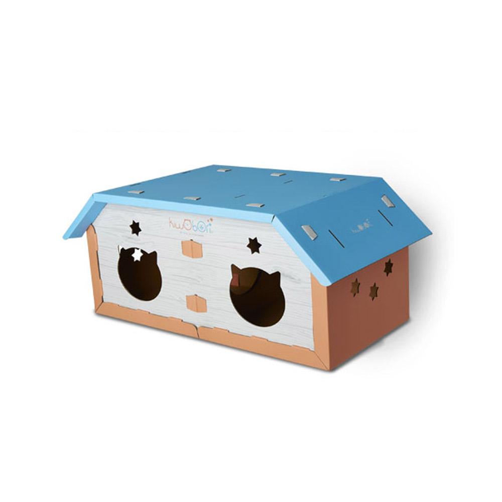 키워보리 고양이 타운하우스(투룸B)