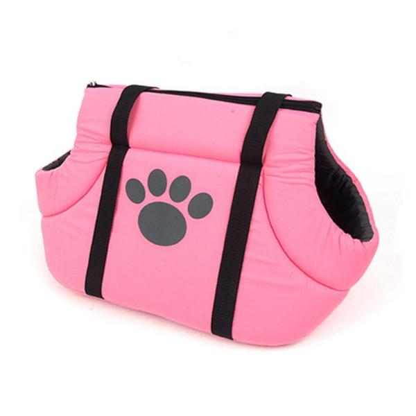 CM 8421-1104A 모던하우스 강아지 이동가방 핑크