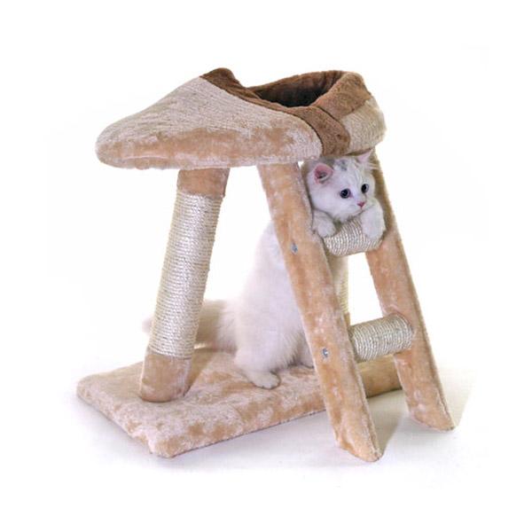 CM QQ80095 캣타워 장화신은 고양이