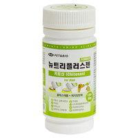 (유통기한21.03.13)뉴트리플러스젠 다이어트 강아지영양제 150g