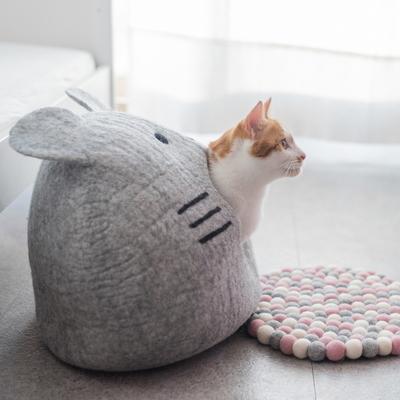 고양이하우스 마우스형 숨숨집
