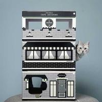 데코퐁 스크래쳐 하우스 모듈러 카페