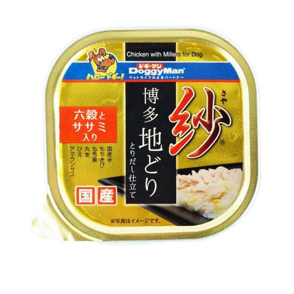 (유통기한20.06.01)도기맨 사야 황금캔 6가지 곡물 닭고기 100g