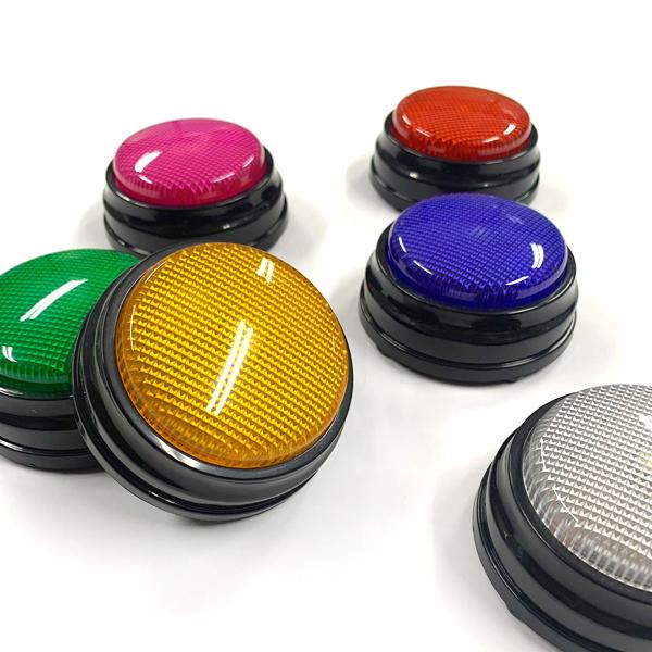 말하는 강아지 펫톡 LED 간식 녹음벨