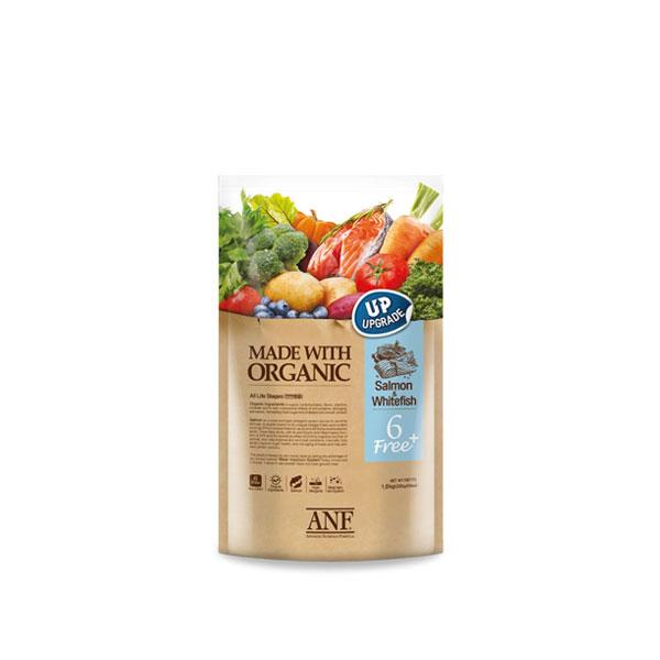 ANF 유기농 6free 연어 흰살생선 40g