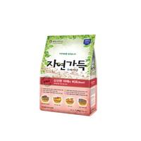 하림 강아지 사료 자연가득 소고기 (1세이상) 35g