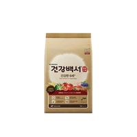 카길 강아지 사료 건강백서 건강한 6세이상 40g