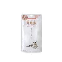 (100원특가)왕왕 고양이 간식 치킨닭간 파우치 40g