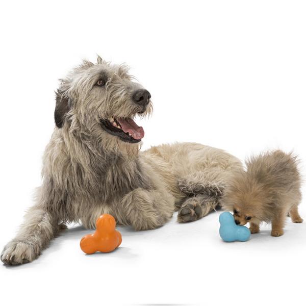웨스트포우 튼튼한 강아지 장난감 노즈워크 턱스 S