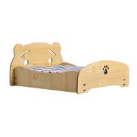 언더독 강아지 침대 곰돌이 S