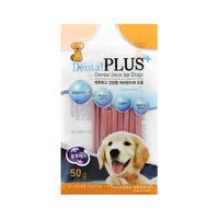 덴탈플러스 강아지 덴탈껌 블루베리 양치껌 50g