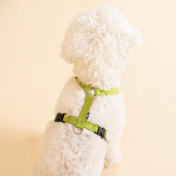 허독 H형 강아지 하네스 가슴줄