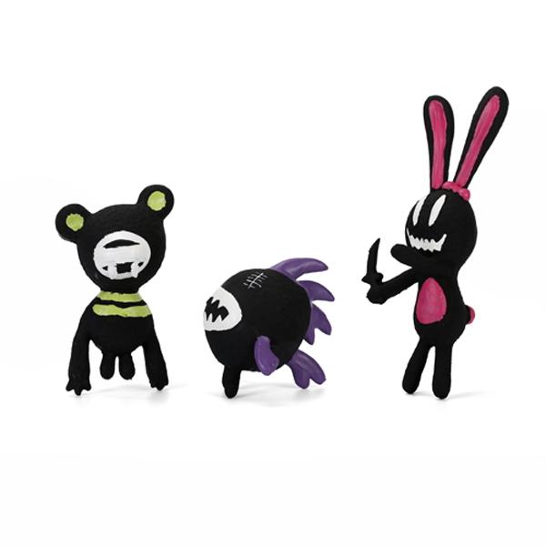 밀로티천연라텍스 장난감 - 너티키즈