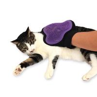 수퍼펫 강아지 고양이 마사지 글러브